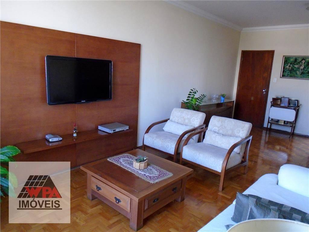apartamento à venda, 107 m² por r$ 350.000,00 - centro - americana/sp - ap0582