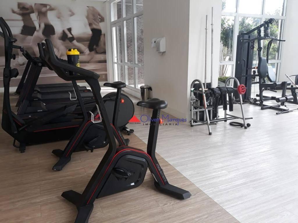apartamento à venda, 109 m² por r$ 750.000,00 - vila são francisco - osasco/sp - ap6663