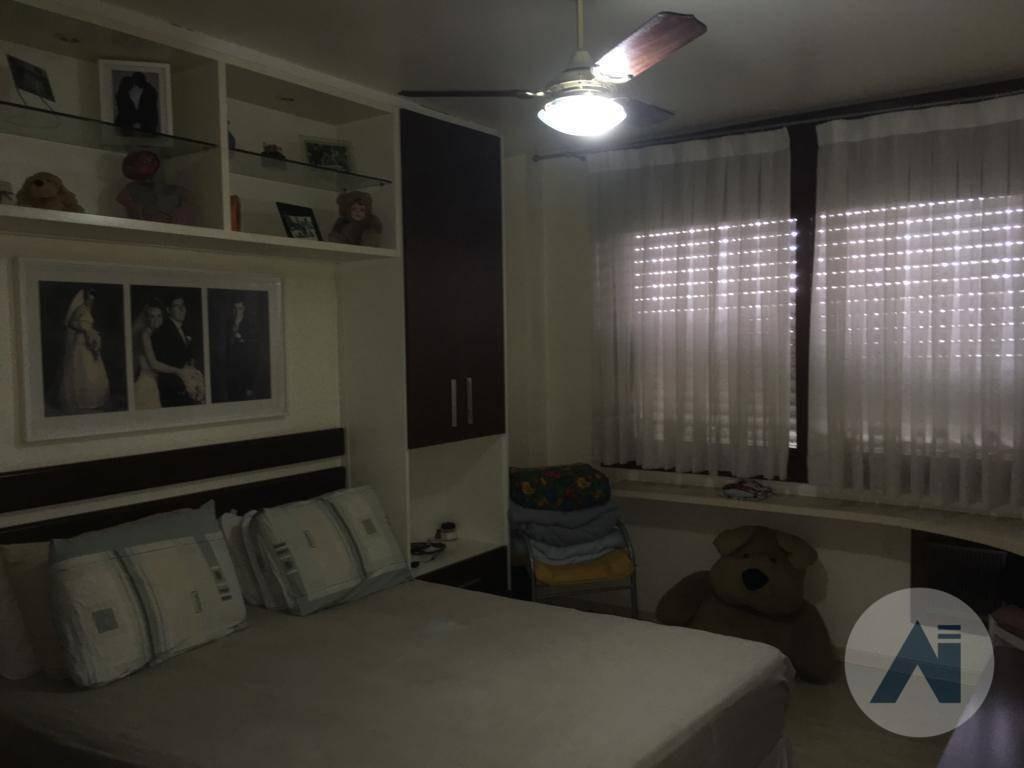 apartamento à venda, 110 m² por r$ 380.000,00 - centro/ p. nova - novo hamburgo/rs - ap2437