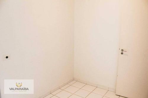 apartamento à venda, 110 m² por r$ 380.000,00 - vila adyana - são josé dos campos/sp - ap0459