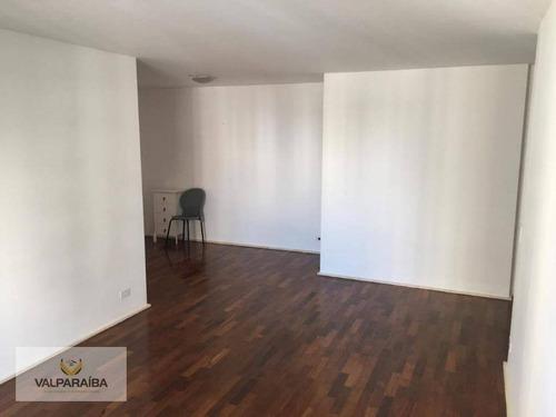 apartamento à venda, 110 m² por r$ 425.000,00 - vila adyana - são josé dos campos/sp - ap0314