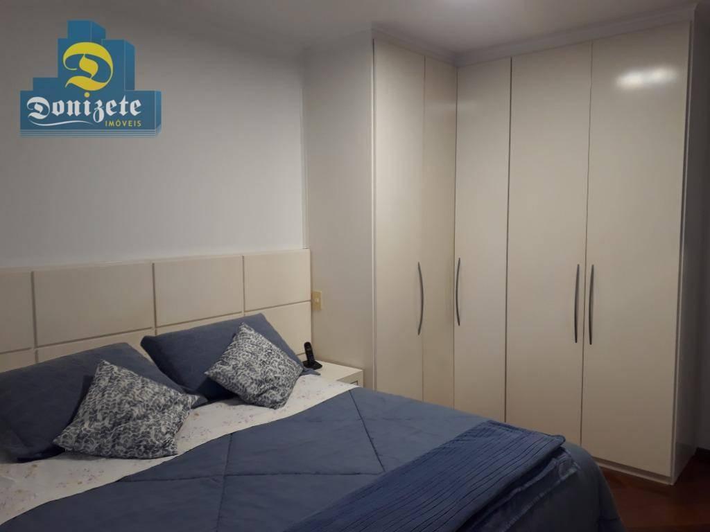 apartamento à venda, 110 m² por r$ 548.500,00 - centro - santo andré/sp - ap9377