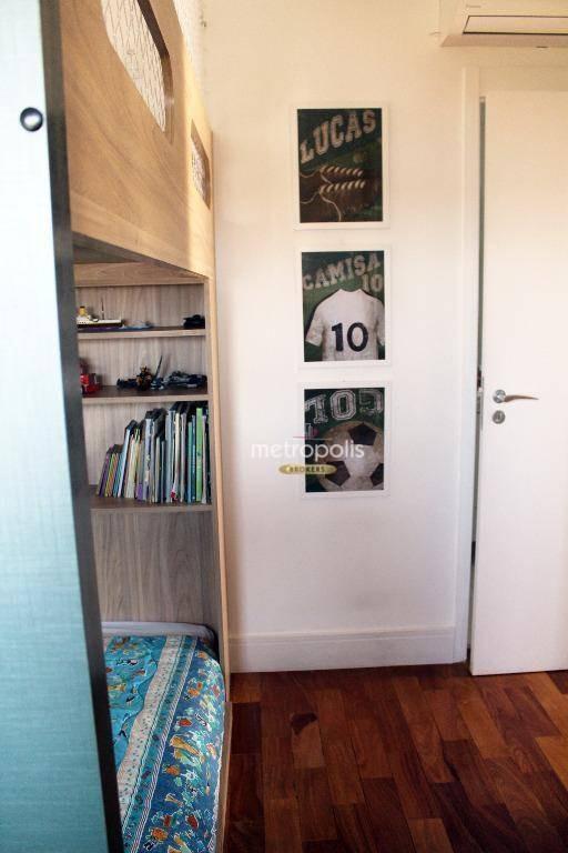 apartamento à venda, 113 m² por r$ 1.100.000,00 - cerâmica - são caetano do sul/sp - ap0254