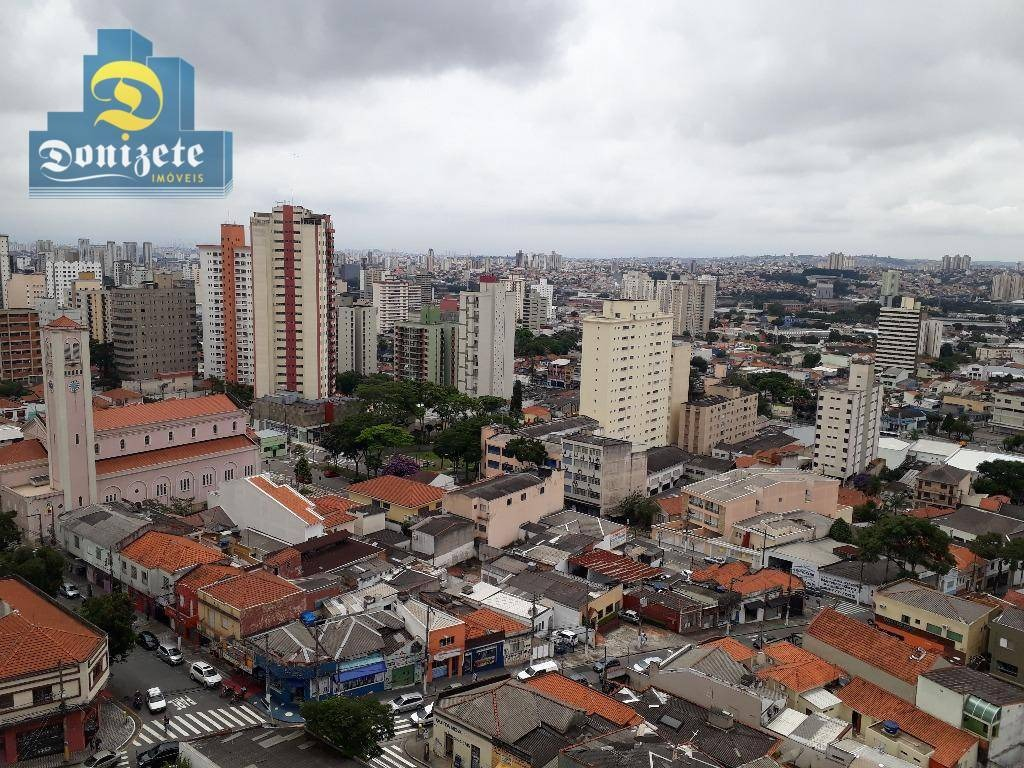 apartamento à venda, 120 m² por r$ 429.000,00 - vila assunção - santo andré/sp - ap7599