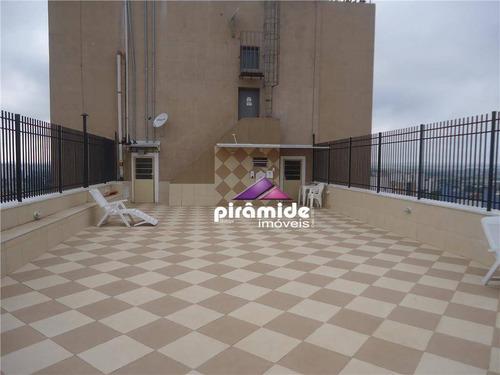 apartamento à venda, 120 m² por r$ 480.000,00 - vila adyana - são josé dos campos/sp - ap10877