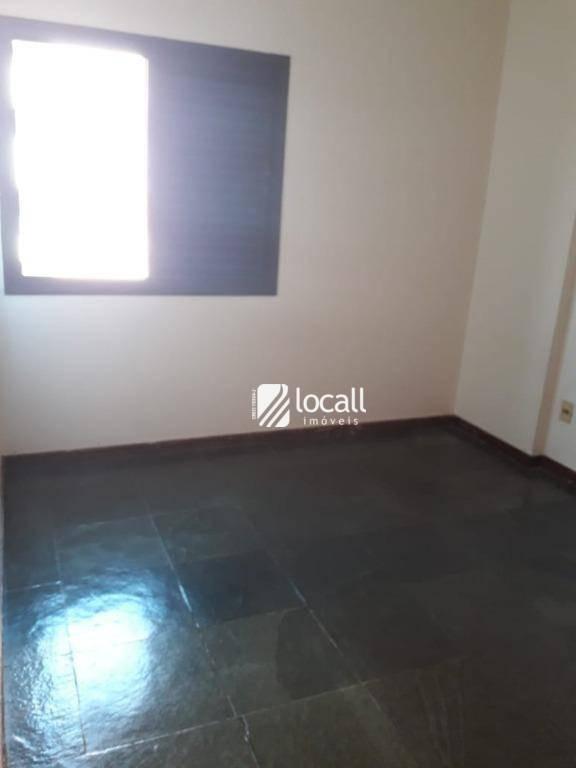 apartamento à venda, 127 m² por r$ 500.000,00 - jardim vivendas - são josé do rio preto/sp - ap1909