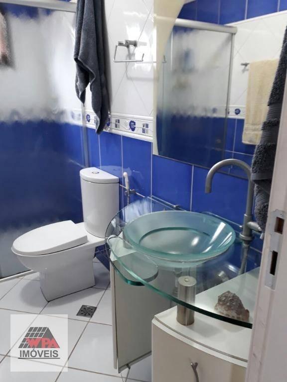 apartamento à venda, 127 m² por r$ 550.000,00 - vila jones - americana/sp - ap1651