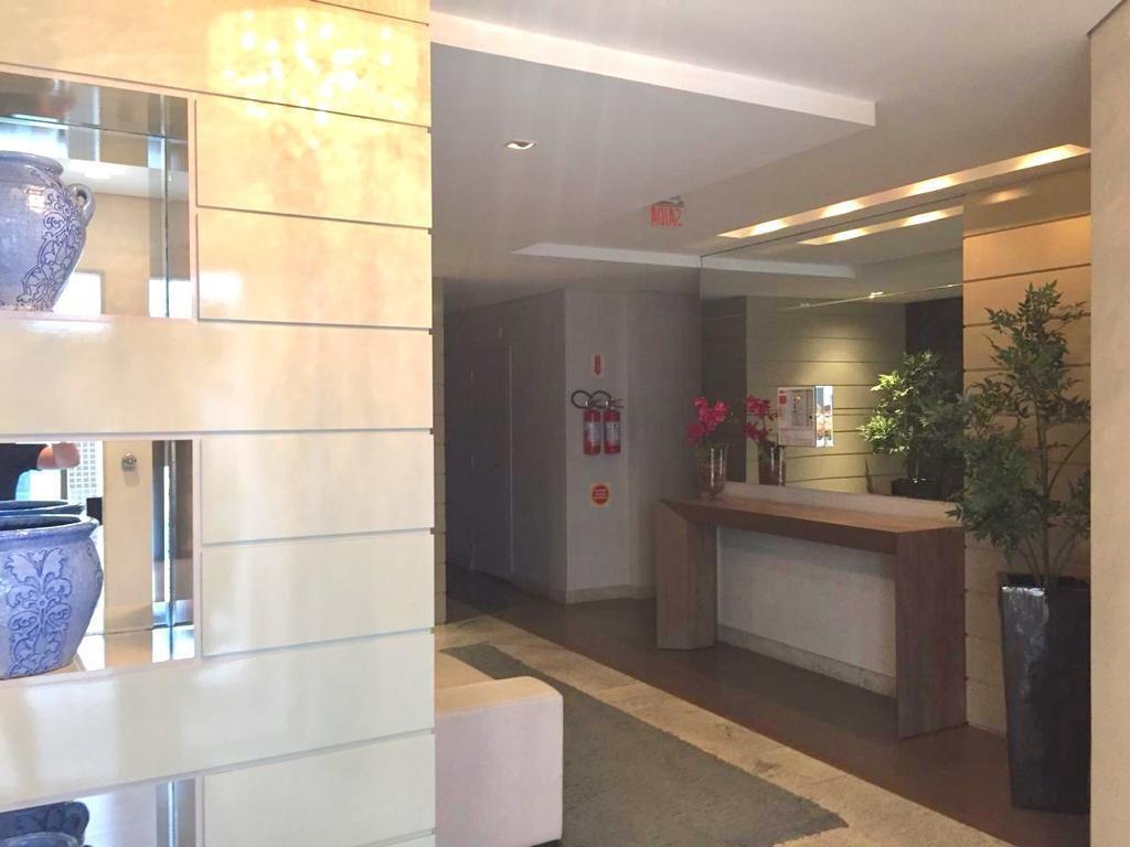 apartamento à venda, 127 m² por r$ 610.000,00 - vila nova - blumenau/sc - ap2664