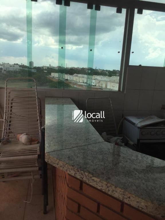 apartamento à venda, 130 m² por r$ 330.000,00 - higienópolis - são josé do rio preto/sp - ap1968