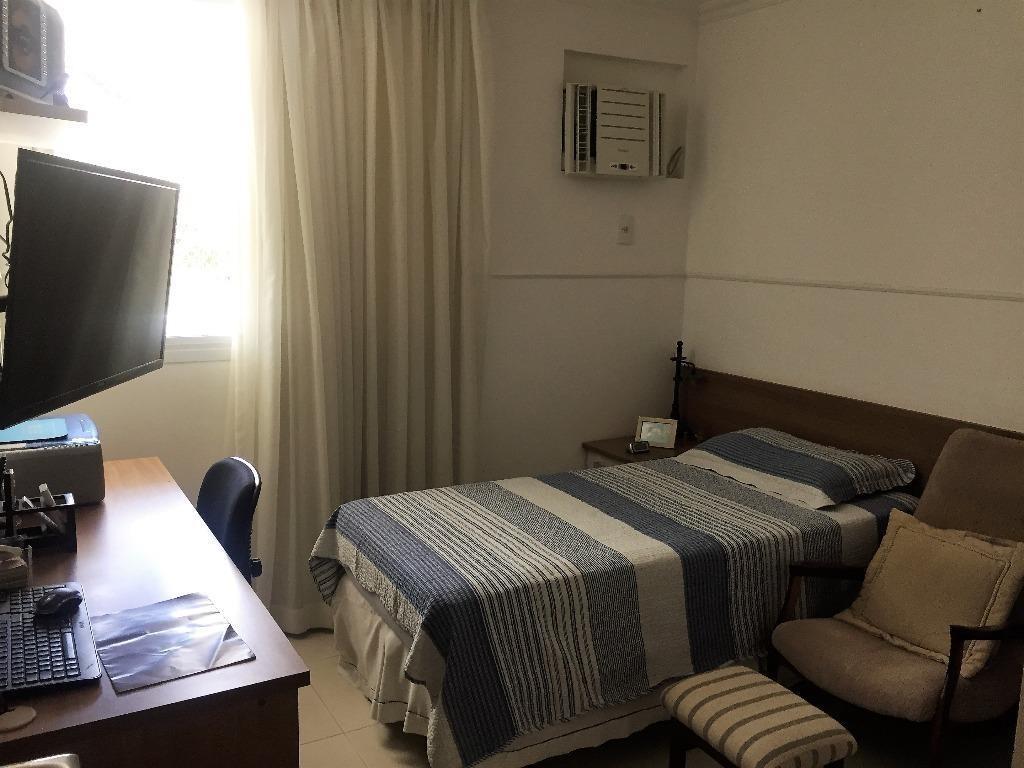 apartamento à venda, 130 m² por r$ 990.000,00 - são francisco - niterói/rj - ap0714