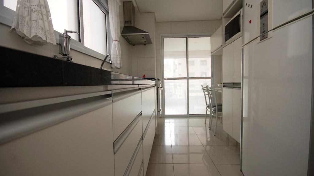 apartamento à venda, 133 m² por r$ 1.140.000,00 - parque da mooca - são paulo/sp - ap4798