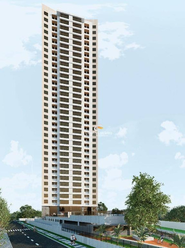 apartamento à venda, 133 m² por r$ 691.600 - brisamar - joão pessoa/pb - ap2100