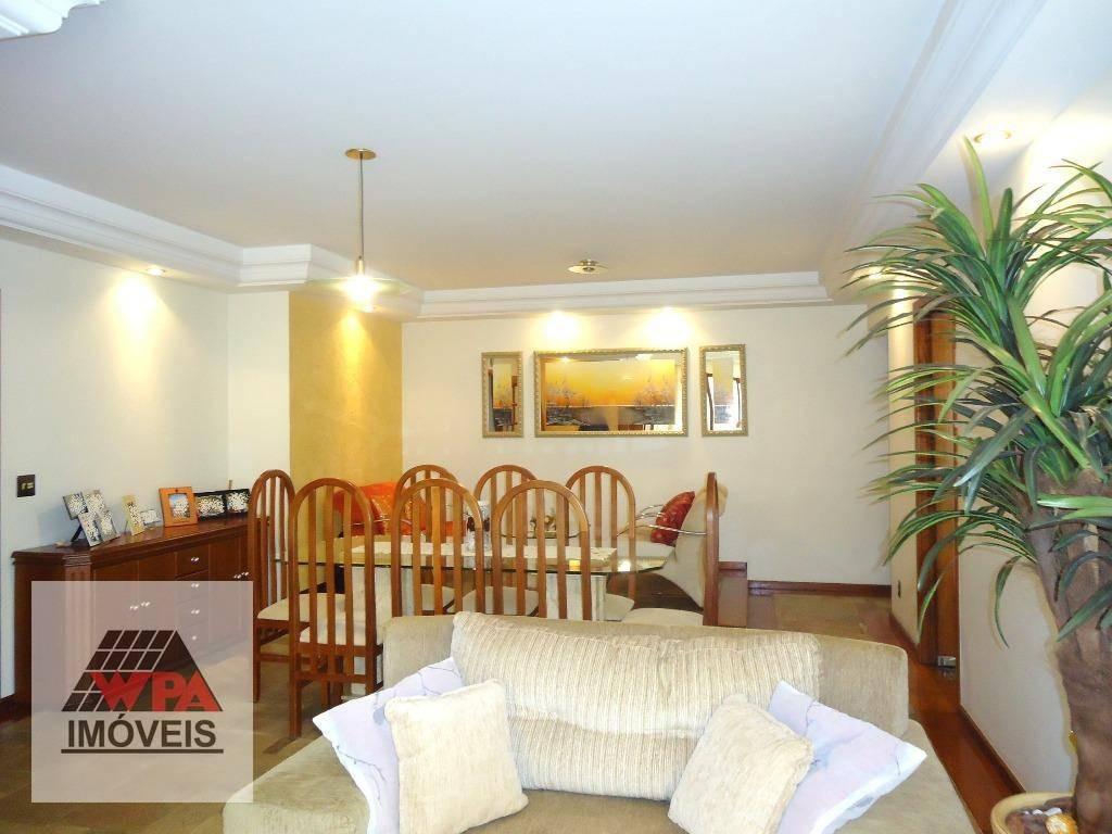 apartamento à venda, 133 m² por r$ 710.000,00 - jardim são paulo - americana/sp - ap0672