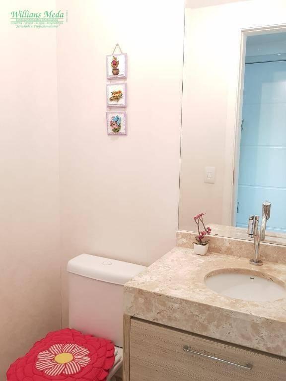 apartamento à venda, 134 m² por r$ 850.000,00 - macedo - guarulhos/sp - ap2431