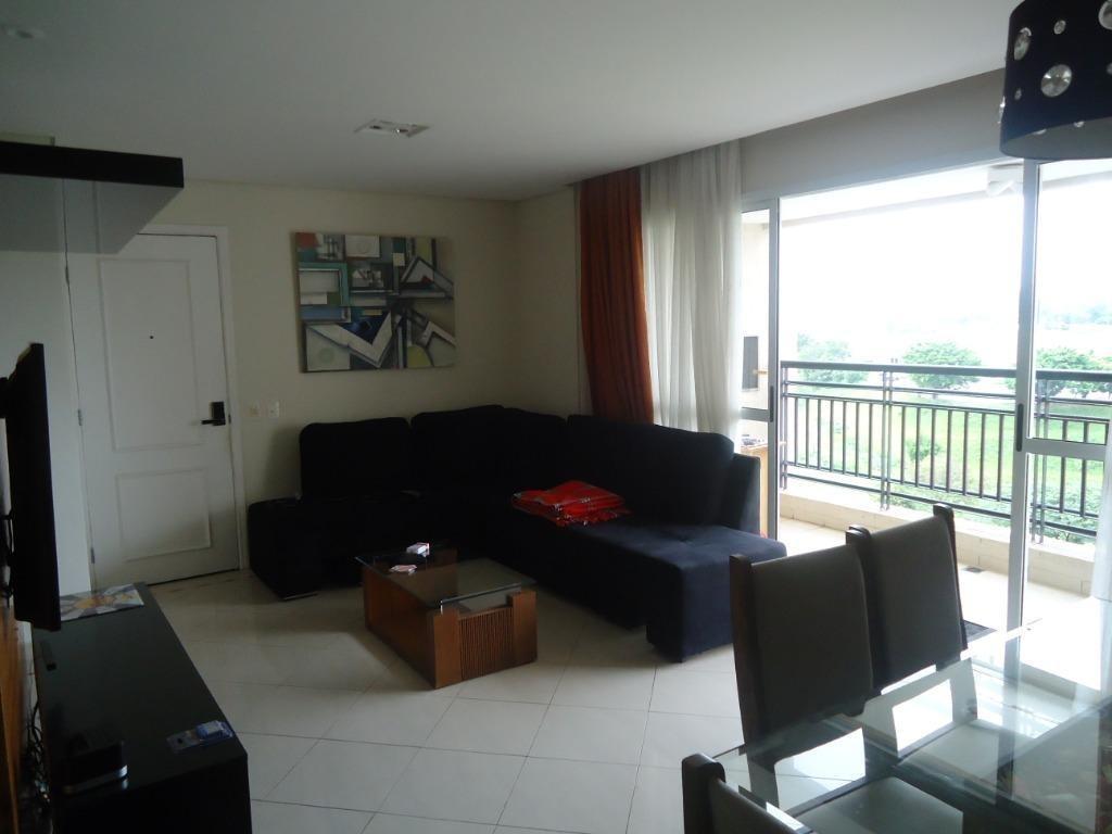 apartamento à venda, 137 m² por r$ 1.050.000,00 - vila brandina - campinas/sp - ap0520