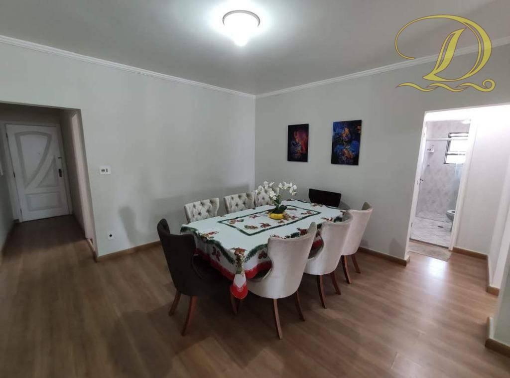 apartamento à venda, 138 m² por r$ 400.000,00 - vila guilhermina - praia grande/sp - ap3138