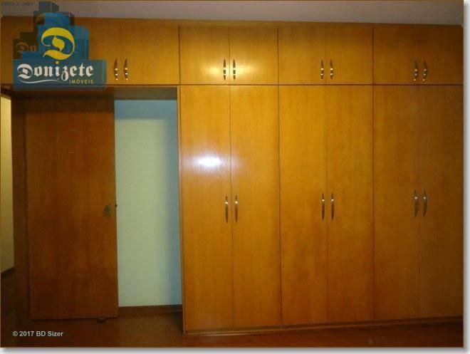 apartamento à venda, 141 m² por r$ 595.000,10 - jardim bela vista - santo andré/sp - ap0359