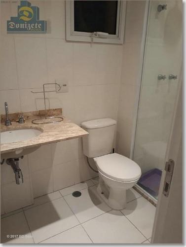 apartamento à venda, 144 m² por r$ 1.380.000,00 - campestre - santo andré/sp - ap0221