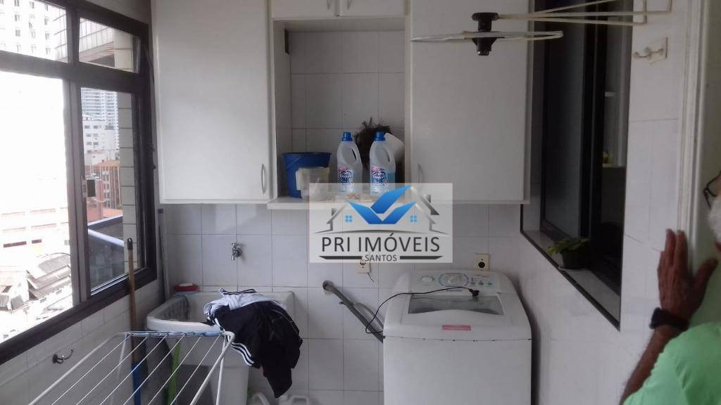 apartamento à venda, 150 m² por r$ 850.000,00 - ponta da praia - santos/sp - ap0827