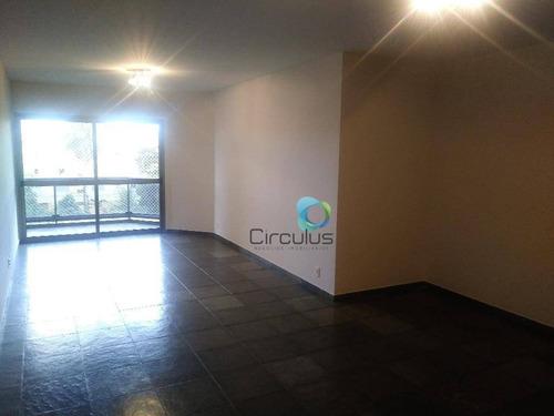 apartamento à venda, 157 m² por r$ 520.000,00 - centro - ribeirão preto/sp - ap1991