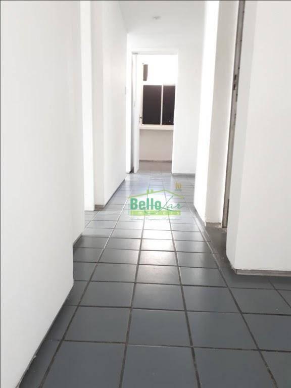 apartamento à venda, 171 m² por r$ 700.000,00 - tamarineira - recife/pe - ap1106