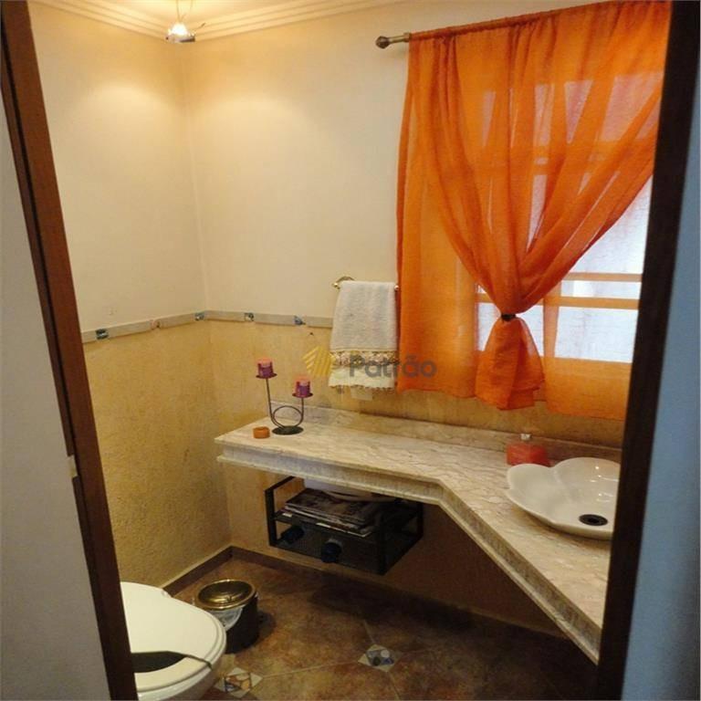 apartamento à venda, 180 m² por r$ 640.000,00 - centro - santo andré/sp - ap0624