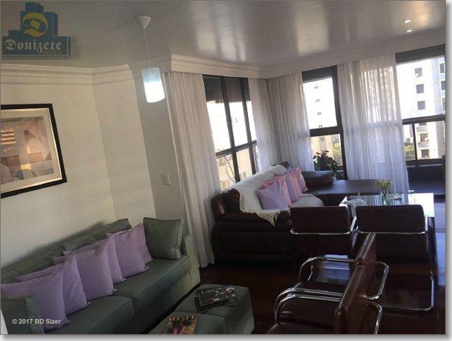 apartamento à venda, 180 m² por r$ 750.000,00 - jardim - santo andré/sp - ap4852