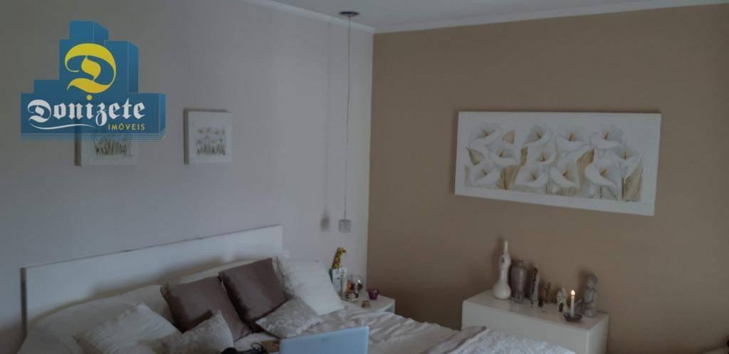 apartamento à venda, 180 m² por r$ 860.000,00 - vila caminho do mar - são bernardo do campo/sp - ap1005