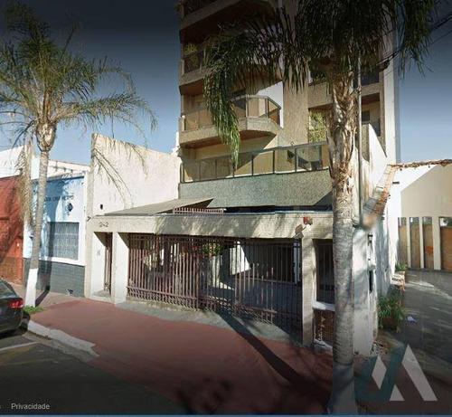 apartamento à venda, 182 m² por r$ 520.000,00 - centro - sorocaba/sp - ap1498