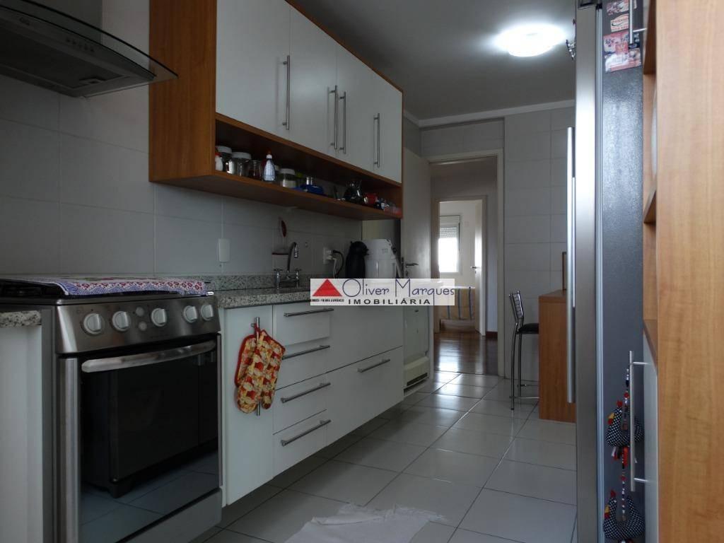 apartamento à venda, 188 m² por r$ 1.600.000,00 - vila de são francisco - osasco/sp - ap6104