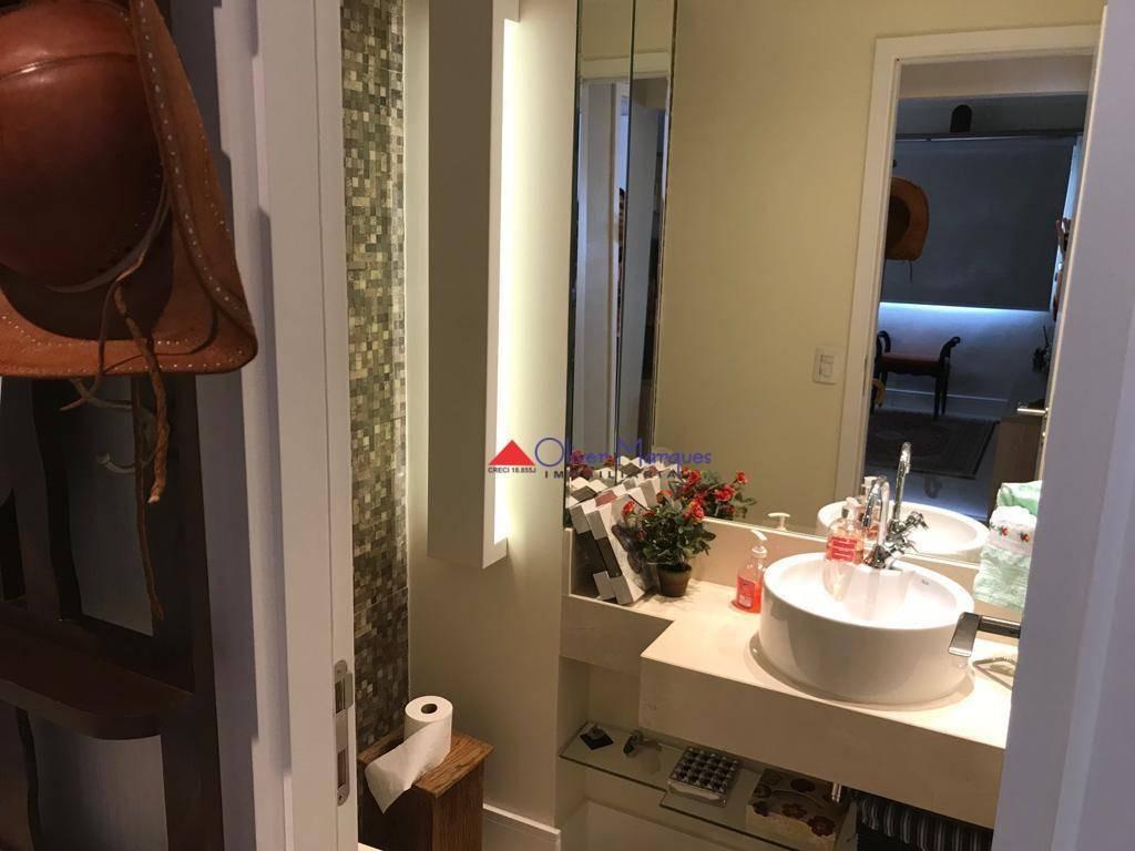 apartamento à venda, 194 m² por r$ 1.700.000,00 - lorian boulevard - osasco/sp - ap6762