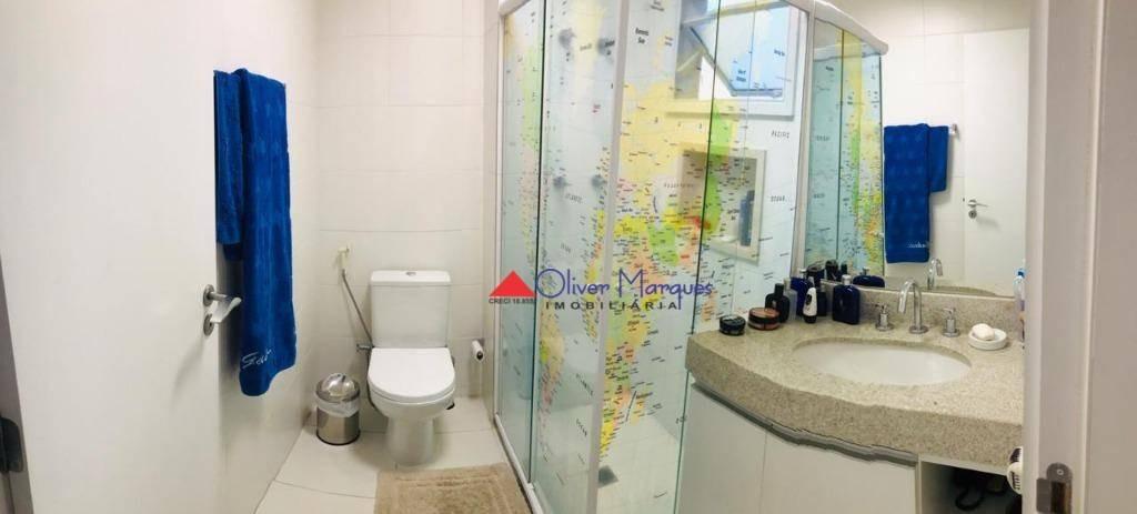 apartamento à venda, 194 m² por r$ 1.780.800,00 - lorian boulevard - osasco/sp - ap6867