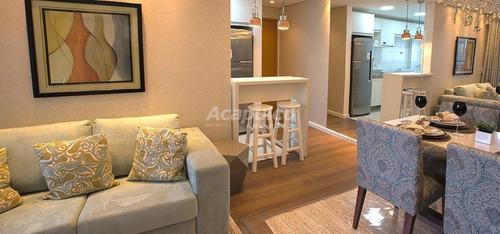 apartamento à venda, 2 quartos, 1 vaga, cariobinha - americana/sp - 5753