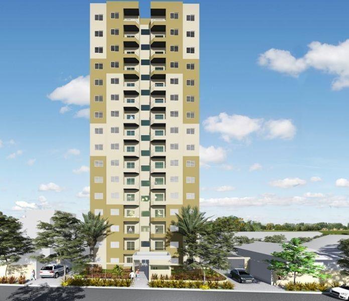 apartamento à venda, 2 quartos, 1 vaga, centro - sumaré/sp - 2866