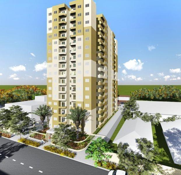 apartamento à venda, 2 quartos, 1 vaga, centro - sumaré/sp - 2869