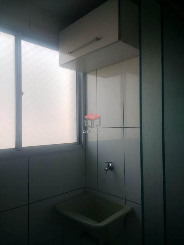 apartamento à venda, 2 quartos, 1 vaga, homero thon - santo andré/sp - 79815