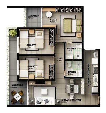 apartamento à venda, 2 quartos, 1 vaga, são francisco - ilhéus/ba - 1390