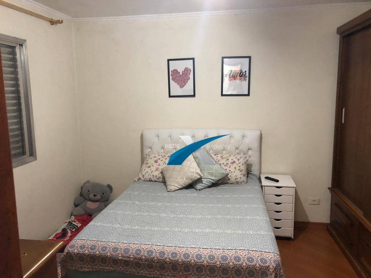 apartamento à venda 2 quartos 85 m² por r$ 300.000 - centro alto - ribeirão pires/sp - ap4797