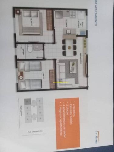 apartamento à venda 2 quartos nova suíça bh. - ap4902