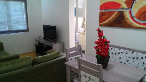 apartamento à venda, 2 quarto(s), santo andré/sp - 14621