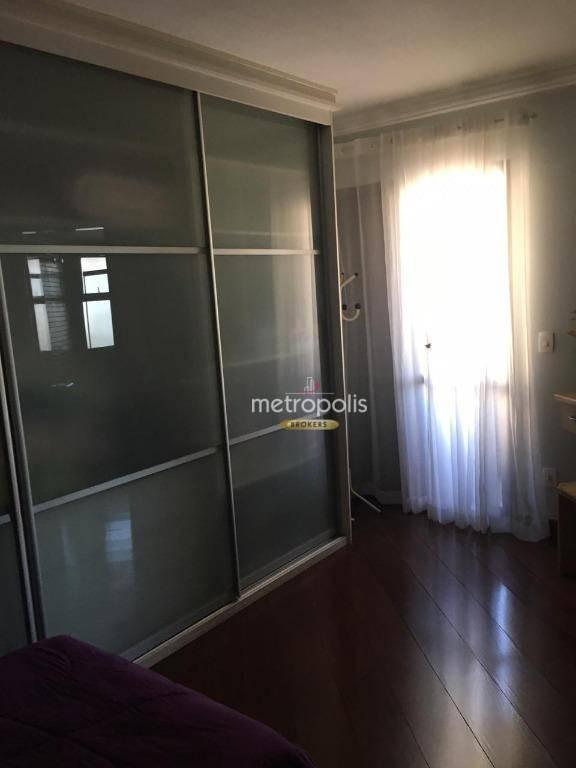 apartamento à venda, 200 m² por r$ 1.280.000,00 - santo antônio - são caetano do sul/sp - ap2987