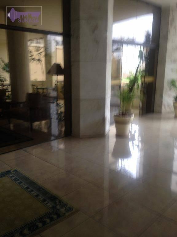 apartamento à venda, 200 m² por r$ 600.000,00 - centro - santo andré/sp - ap0219
