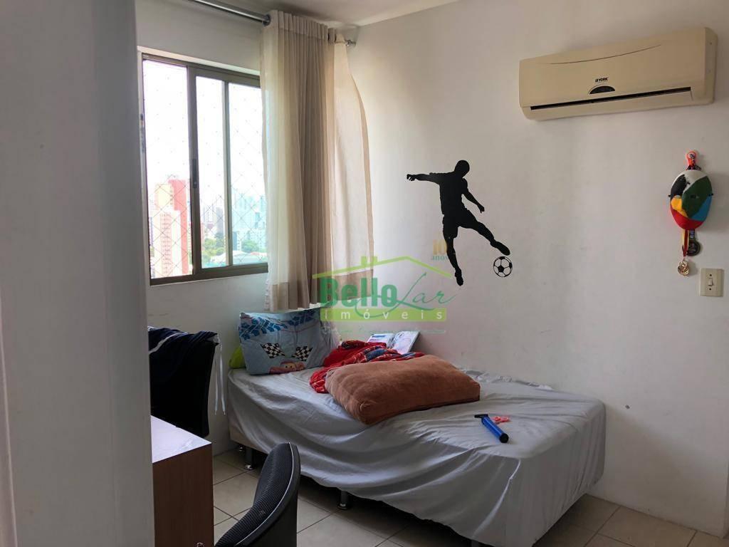 apartamento à venda, 208 m² por r$ 1.210.000,00 - torre - recife/pe - ap0819