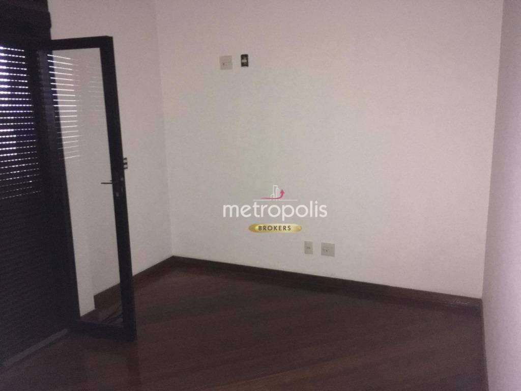 apartamento à venda, 220 m² por r$ 960.000,00 - jardim são caetano - são caetano do sul/sp - ap2662