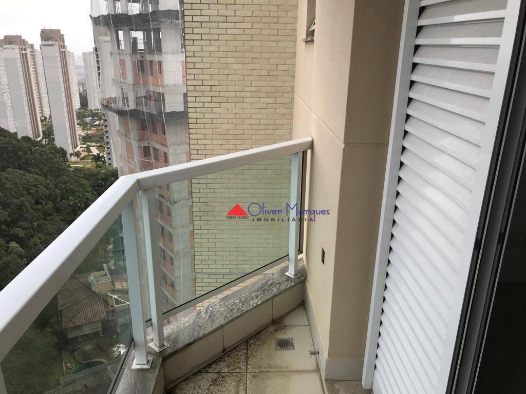 apartamento à venda, 225 m² por r$ 1.600.000,00 - vila são francisco - osasco/sp - ap6792