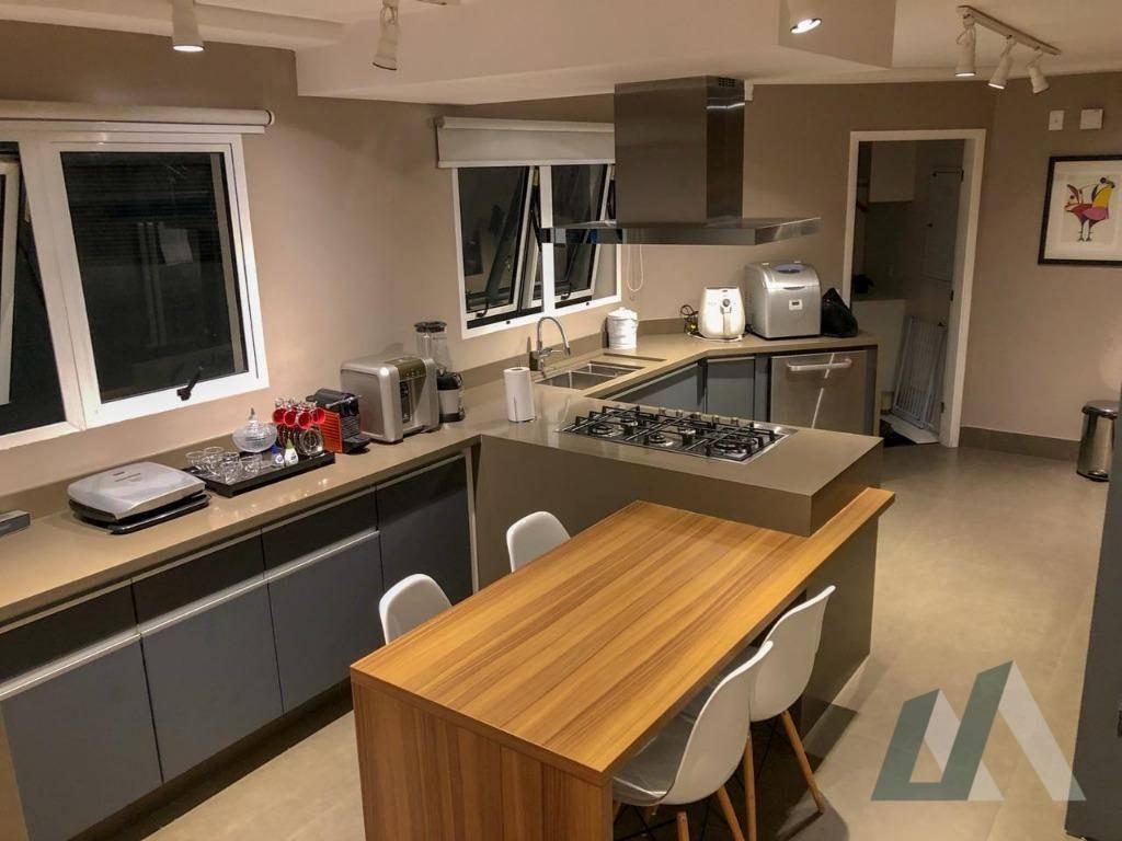 apartamento à venda, 236 m² por r$ 1.690.000,00 - condomínio l'essence - sorocaba/sp - ap1462