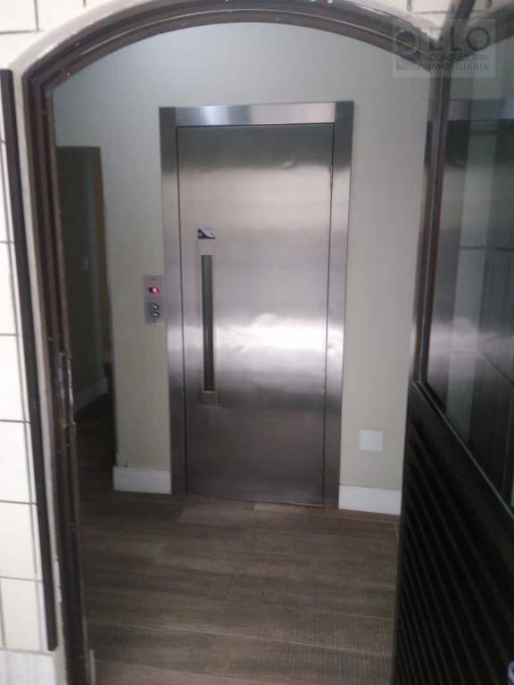apartamento à venda, 250 m² por r$ 1.080.000,00 - boqueirão - santos/sp - ap1288
