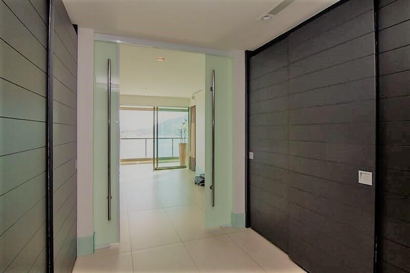 apartamento à venda, 260 m² por r$ 3.800.000,00 - icaraí - niterói/rj - ap1010