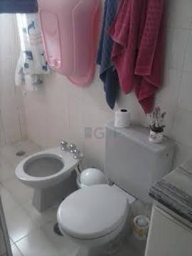 apartamento à venda, 28 m² por r$ 160.000 - botafogo - campinas/sp - kn0053