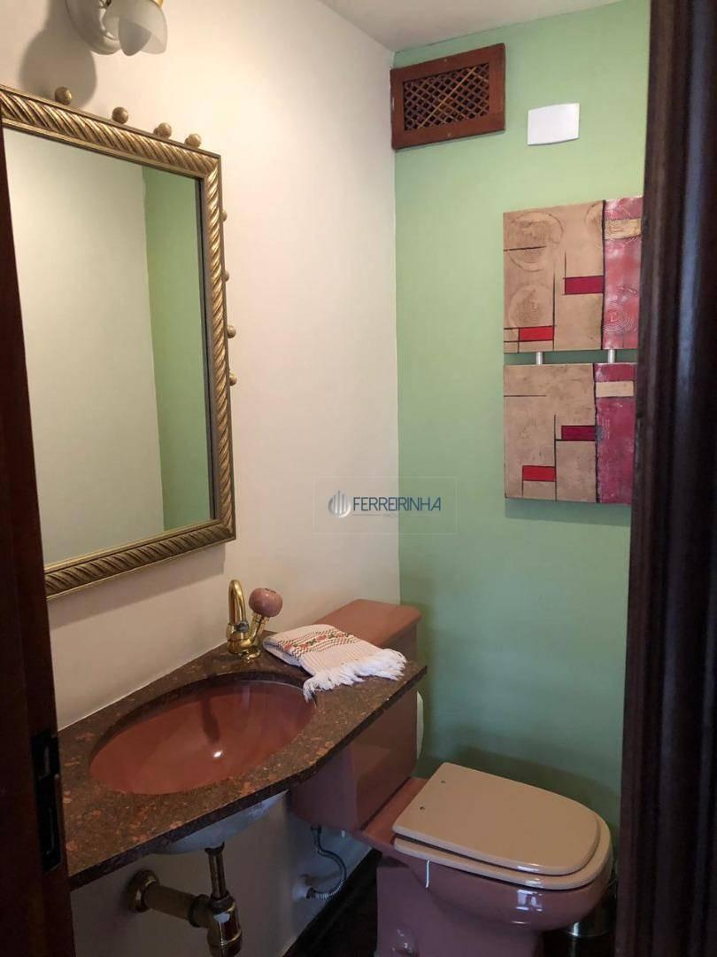 apartamento à venda, 280 m² por r$ 1.150.000,00 - vila adyana - são josé dos campos/sp - ap3435